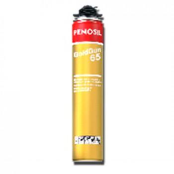 Пена монтажная Penosil Gold Gun 65 л (лето), 875 мл