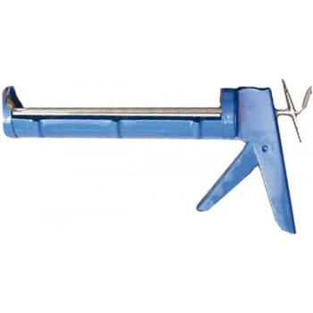 Пистолет полукорпусной для герметиков 310мл с гладким штоком