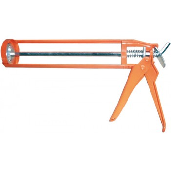 Пистолет скелетный для герметиков 310мл с шестигранным штоком