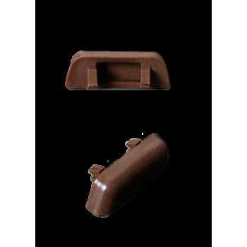 Заглушка дренажа, коричневая