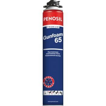 Пена монтажная Penosil Premium GunFoam 65 (лето), 870 мл