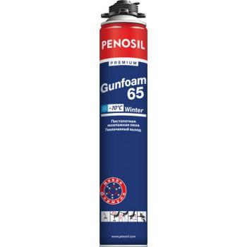 Пена монтажная Penosil Premium GunFoam 65 (зима), 870 мл