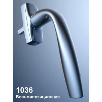 1036.00 Ручка оконная Stublina