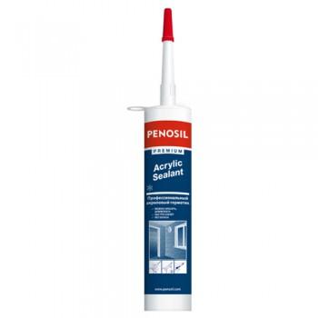Герметик акриловый всесезонный Penosil, белый, 310 ml