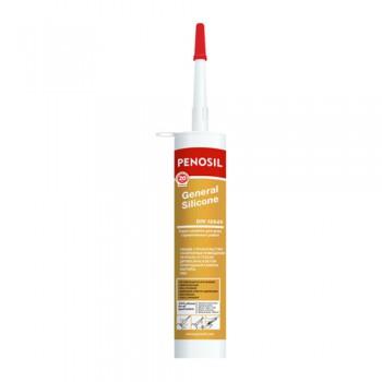 Герметик силиконовый нейтральный PENOSIL General Silicone, белый, 310 ml